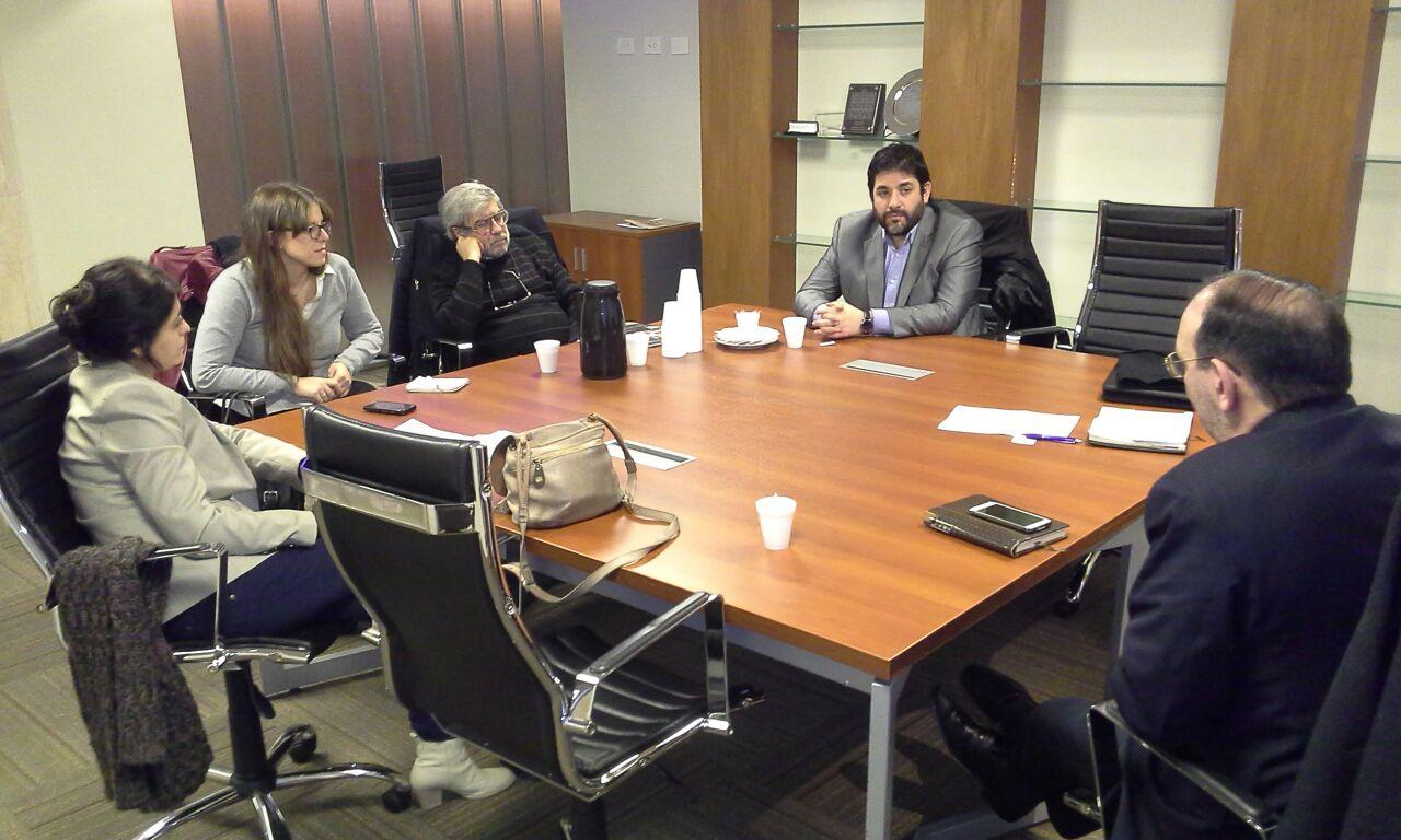 Reunión FECOBA - Curso Propiedad Intelectual