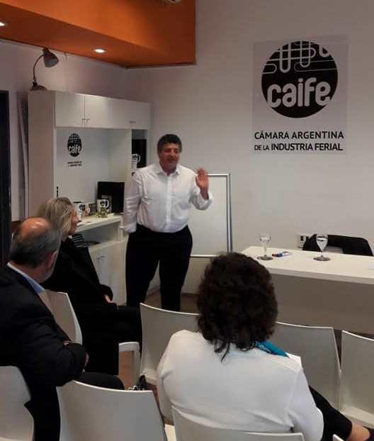 10º Aniversario CAIFE-Camara Argentina de  la Industria Ferial