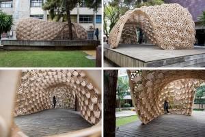 Tendencias  en arquitectura con maderas.